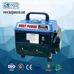 나이지리아 최고 힘 800W 휴대용 호랑이 950 전기 가솔린 발전기