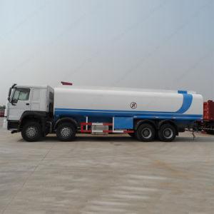 Sinotruk HOWO 30立方メートルの燃料のタンク車
