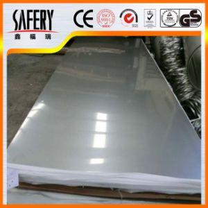strato dello specchio dell'acciaio inossidabile 304 430 con la pellicola del PVC