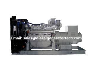 400KW/500kVA generador diesel Perkins generador de reserva