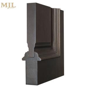 I modelli moderni esterni di immaginazione il più in ritardo progettano il portello di legno solido