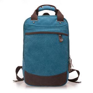 Zaino Trekking d'escursione alla moda della tela di canapa di sport del sacchetto di corsa dello Zaino del sacchetto