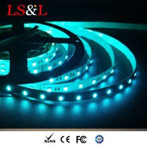 Novo Design para luz fluorescente de LED RGB+W+D Efeito de luz de seqüência do LED de luz para iluminação interior