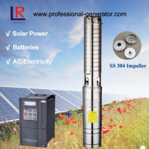 3 polegadas da bomba de água solares inoxidável multifuncional