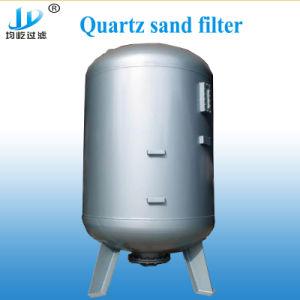 前処理のための水晶砂の機械フィルター