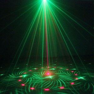 El Equipo de DJ Single-Head láser verde de iluminación de escenarios
