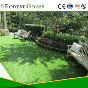 Het professionele Kunstmatige Gras van het Landschap voor Tuin