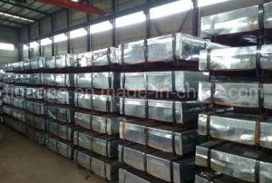 Fer galvanisé recouvert de zinc en carton ondulé de feuilles de toit avec ce/SGS/certificat Soncap