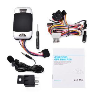 Остановите двигатель автомобиля автомобиля в режиме реального производителя GPS Tracker 303f