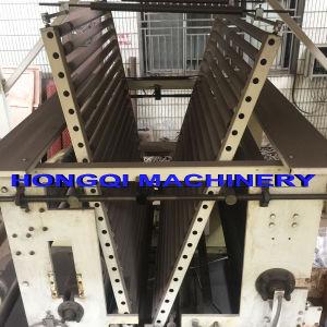 Termoencogible Three-Layer POF máquina de soplado de película plástica