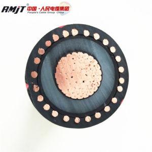 1 a 5 núcleos aislados con PVC Gsw Metro cable de alimentación de blindados