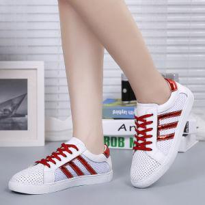 e11b74568fe1b As mulheres de moda respirável Calçado de desporto de tênis de corrida  calçado casual (FTS1019-30)
