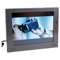 선수를 광고하는 15 인치 LCD
