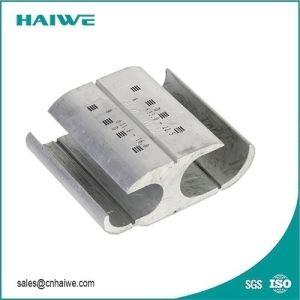H-Colpire il tipo leggermente di piegatura collare di figura di H del cavo di alluminio
