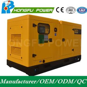 22kw 28kVA Groupe électrogène diesel Cummins avec auvent galvanisé