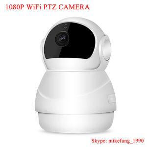 1080P unsichtbare IR LED inländisches Wertpapier drahtlose WiFi IP-Kamera für Baby-Monitor