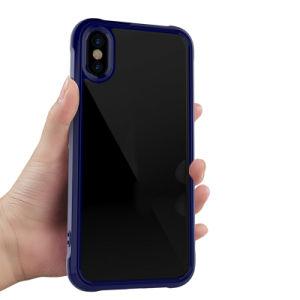 Neuester Entwurfs-Acryltelefon-Kasten-Deckel für iPhone X