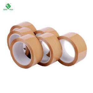 Caja de cartón resistente al agua adhesiva fuerte color cinta de sellado de la cinta de embalaje OPP