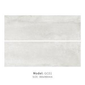 Het Cement van de melkweg kijkt Rustieke Tegel en Tegel 300X900mm van de Vloer van de Muur (GC 01)