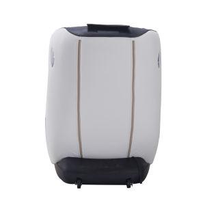 Mini sillón de masaje se utiliza para aliviar el dolor de espalda lumbar,