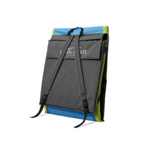 Stuoia portatile della presidenza di spiaggia del salotto del blocco per grafici robusto pieghevole facile del metallo