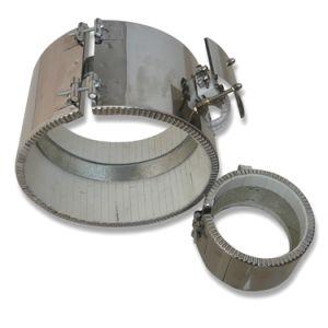 プラスチック型のための陶磁器のバンド・ヒーターか管またはパッケージ