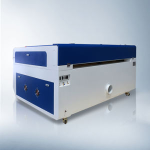 Scherpe Machine van de Laser van Co2 1610 100W voor Acryl Houten Vanklaser