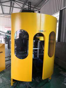 Enchimento a quente 500ml de suco de plástico/vaso de chá a máquina de moldagem por sopro de PET com 4cav 3000bph
