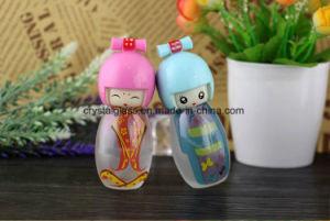 20ml日本の着物の赤ん坊の香水瓶