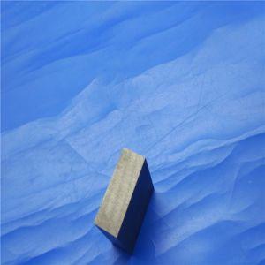Non dimensioni di ceramica del blocchetto di Zirconia poroso refrattario dell'isolamento di conducibilità