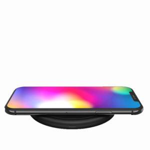 La refrigeración de doble cara Qi almohadilla cargador inalámbrico para el iPhone Xr para el Samsung