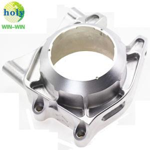 Aangepaste CNC die met Vervangstukken van de Toebehoren van de Delen van het Aluminium de Auto machinaal bewerken