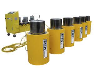 Высокое качество 400 тонн большой гидравлический цилиндр двойного действия