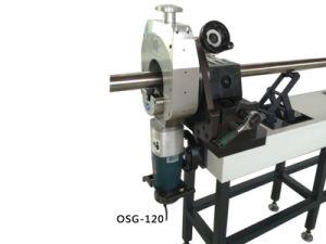 Edelstahl-Rohr-Rohrleitung-friedliches Systems-Ausschnitt-Maschine