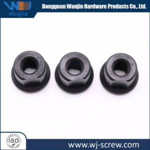OEM en laiton de boulon hexagonal en acier inoxydable pour la construction de l'écrou rivet