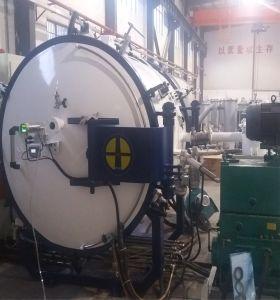 良い業績の真空の大気の焼結の熱処理の炉