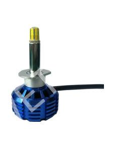 H4 de 360 grados de conversión de los faros de coche LED la bombilla de 40W 4000LM