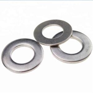 Rondelles plates en acier inoxydable 304 pour visser les vis M6 DIN 125