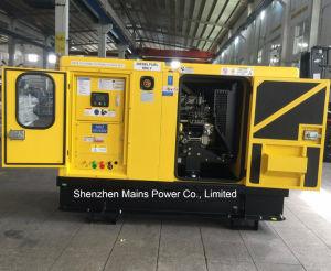 15kVA Perkin Generador Diesel insonorizado Alojamiento MP15e generador de Perkin