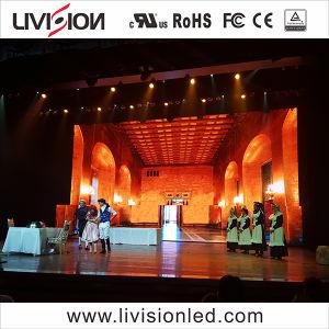 LED de haute qualité mur vidéo LED Intérieur P4.8 Location d'écran vidéo plein écran LED de couleur pour le stade des événements/Concerts