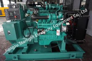 gruppo elettrogeno diesel elettrico di potere di 132kw/165kVA alimentato dallo standard del Yuchai Engine ISO8528