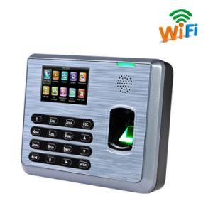 3000 a capacidade de Impressão Digital Biométrico Webserver Gravador de apontamento de frequência Tx628
