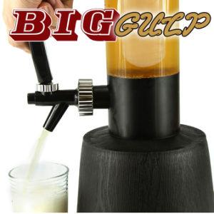 氷の管またはビールディスペンサーが付いている昇進1.5Lビールタワー