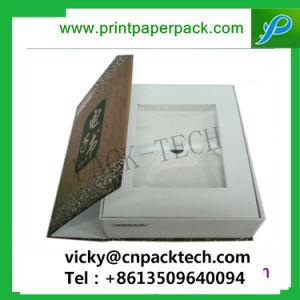 Una pieza de lujo personalizado embalaje plegable Boutique de caja de Papel Caja de regalo con cinta de espuma/insertar