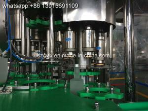 自動ビールウォッカのワイングラスのびんの充填機械類
