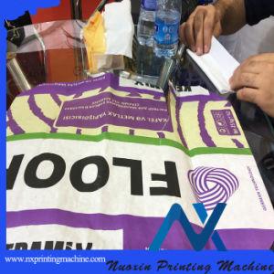 6 цвета PE/PP/бумага/тканого Flexo печатной машины
