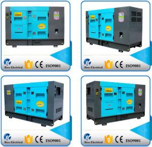 50Hz 10kw 13kVA Water-Cooling silencieux auvent insonorisées propulsé par groupe électrogène diesel Kubota Groupe électrogène diesel de l'alternateur