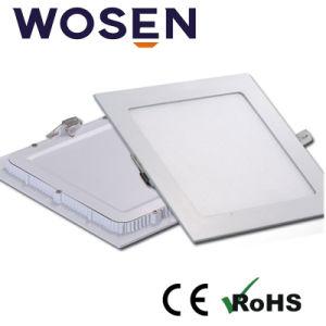 Panel der UL-anerkanntes Vierecks-Form-3W LED der Qualitäts-LED für Innen