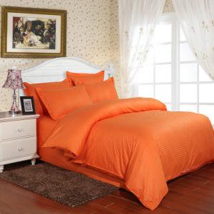 高級ホテルの使用300tcカラー寝具セット中国製(JRD663)