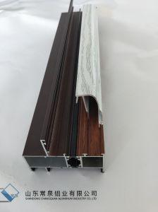 Profilo di alluminio per stoffa per tendine Windows ed i portelli